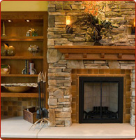 stone fireplace manufacturers