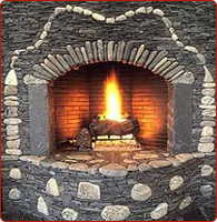 stone wood burning stoves