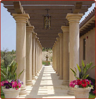 marble pillars suppliers