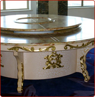marble stone table tops Supplier